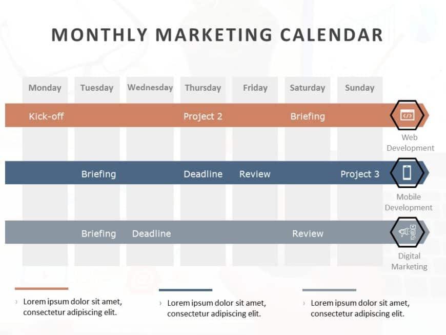 Marketing Calendar 08