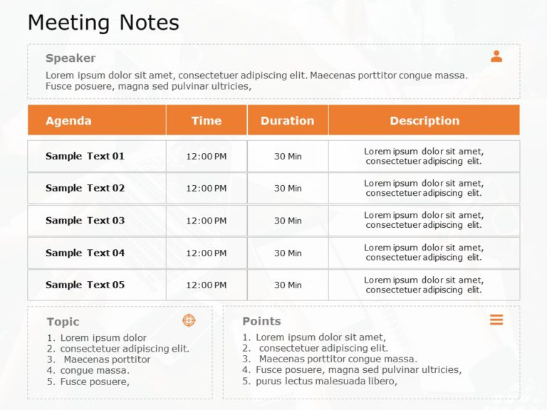Meeting Notes 02
