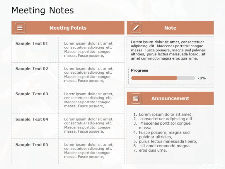 Meeting Notes 03