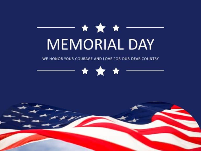 Memorial Day 09