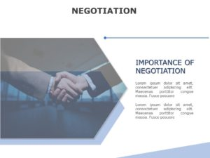 Negotiation 01