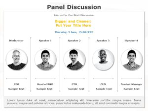Panel Discussion 02
