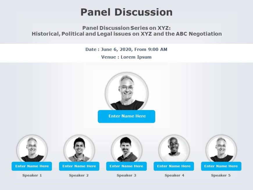Panel Discussion 03