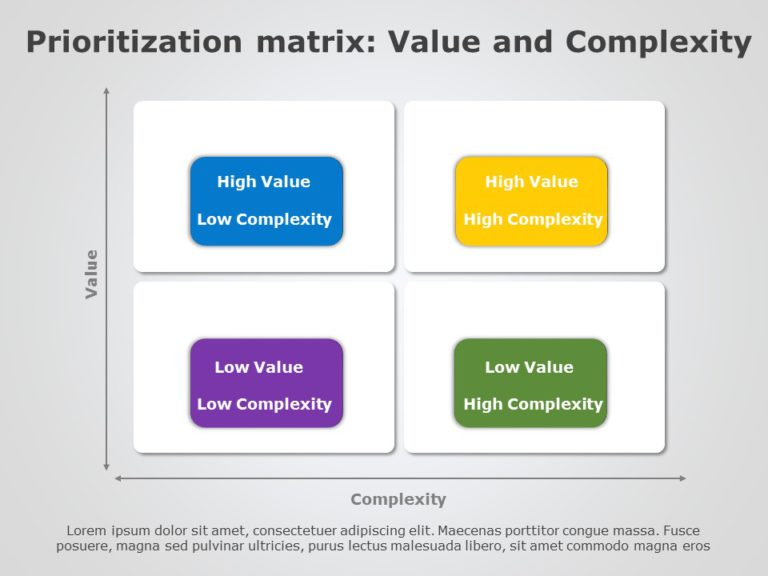 Prioritization Matrix 04