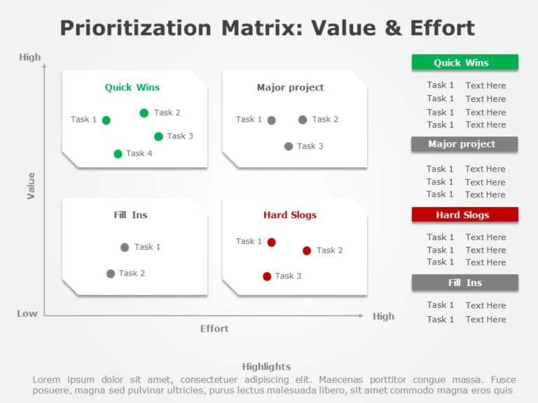 Prioritization Matrix 10