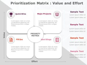 Prioritization Matrix 11