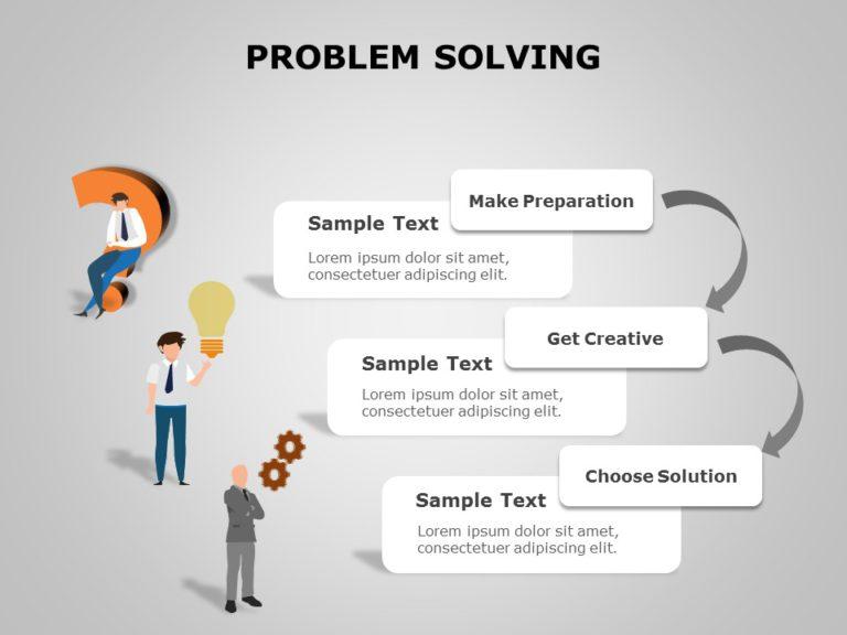 Problem Solving Approach