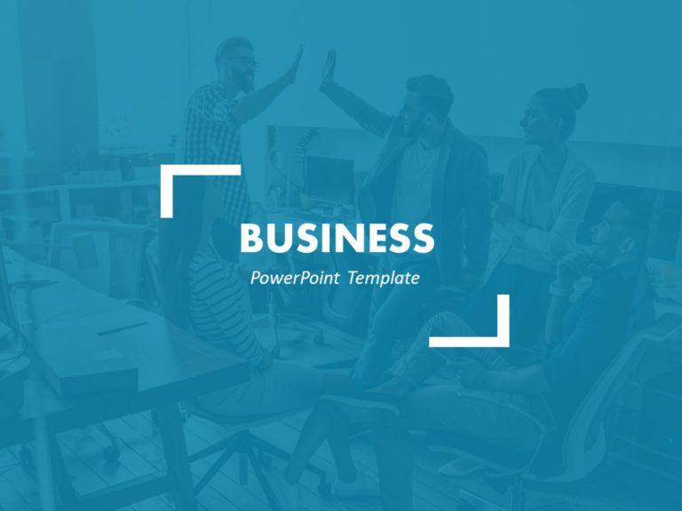 Professional Business PowerPoint Theme