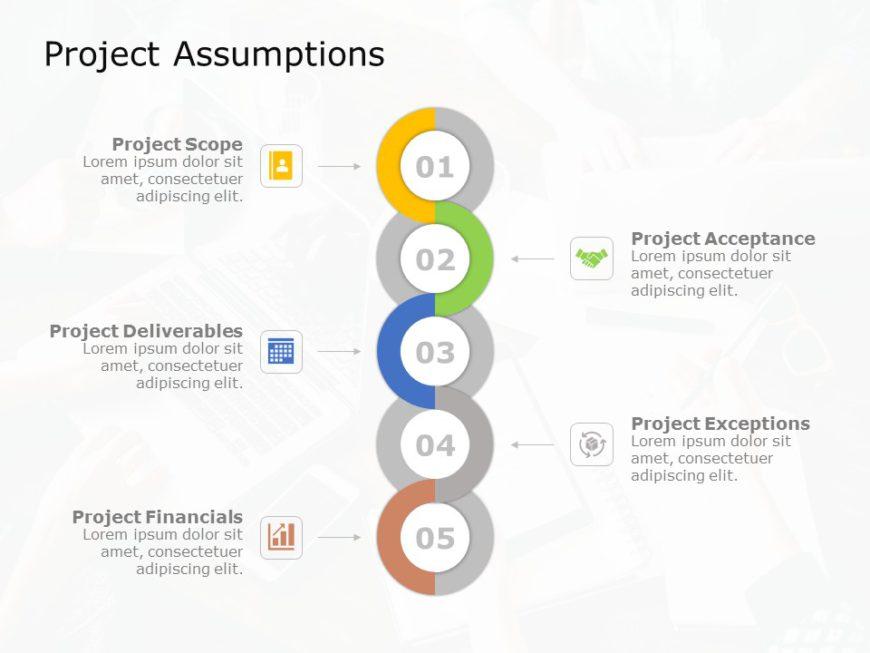 Project Assumptions 02