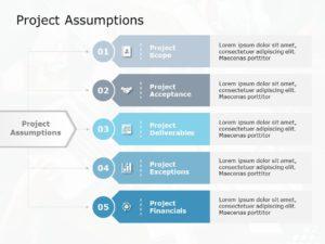 Project Assumptions 04