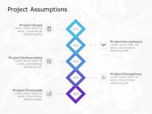 Project Assumptions 05
