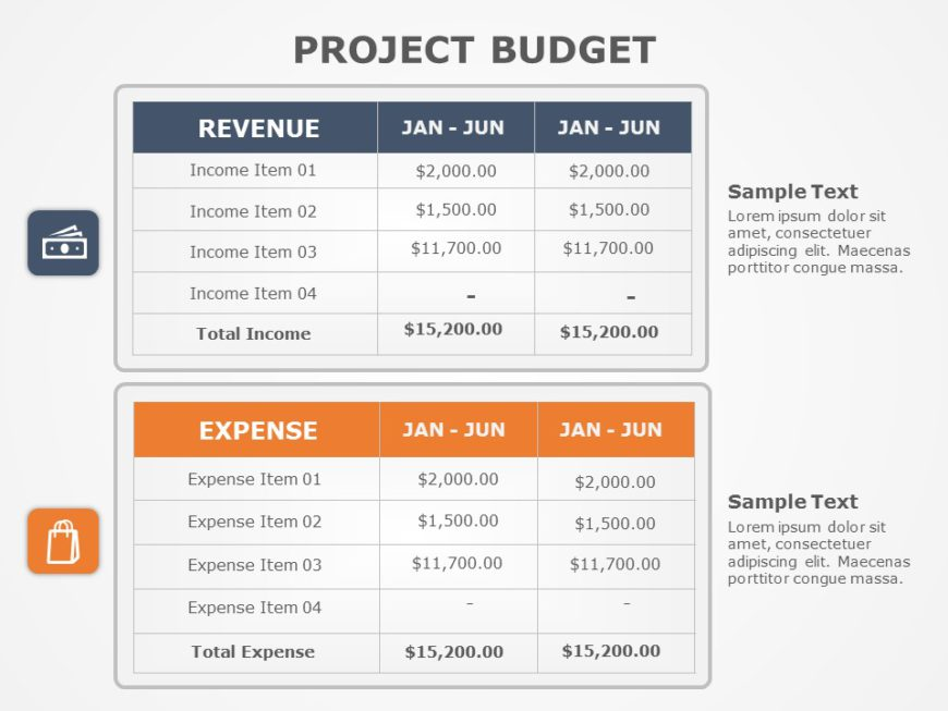 Project Budget 03