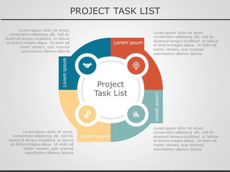 Project Task List 03