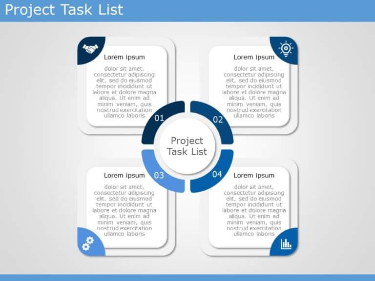 Project Task List 07