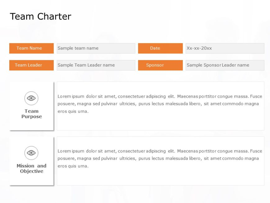 Project Team Charter 01