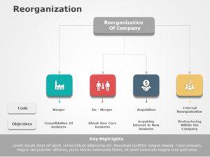 Reorganization 10