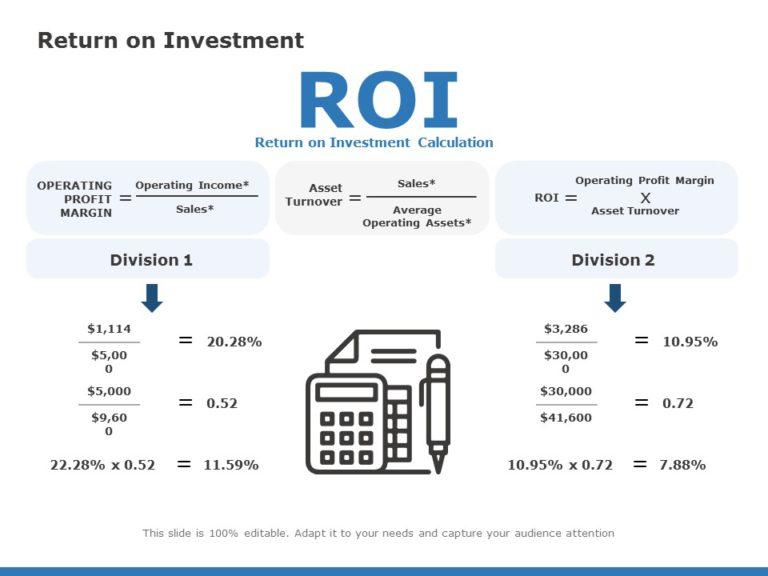Return On Investment 05