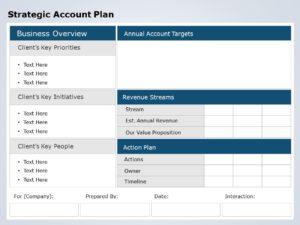 Sales Account Planning 01