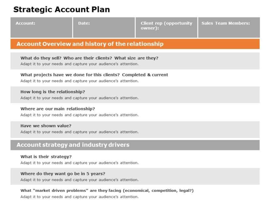 Sales Account Planning 02