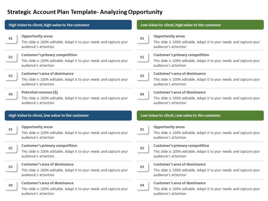 Sales Account Planning 05