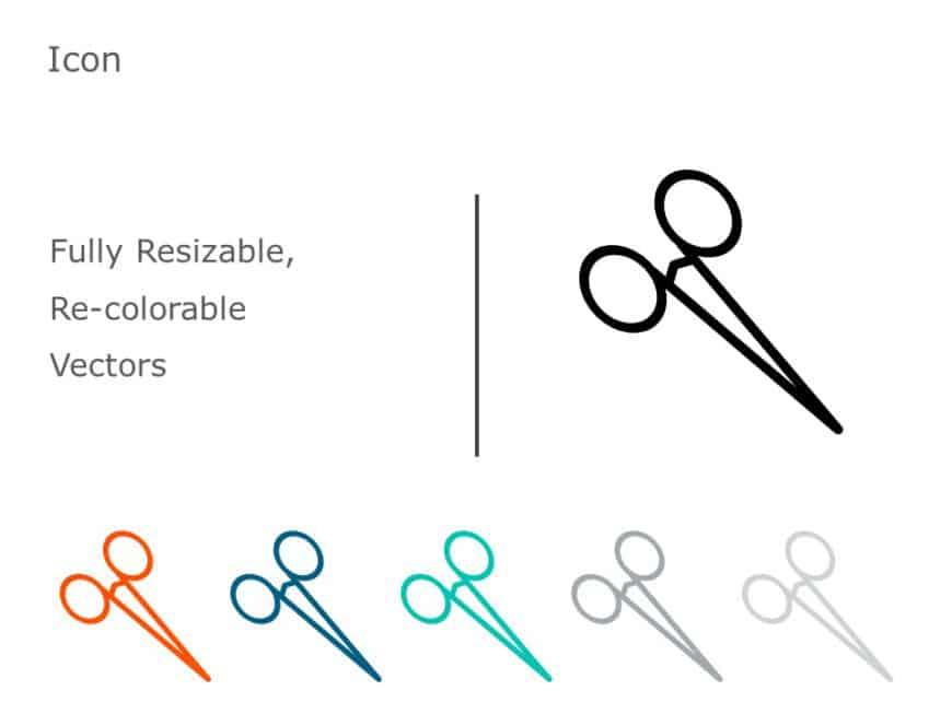 Scissor Icon 04