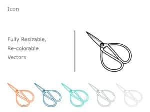 Scissor Icon 05