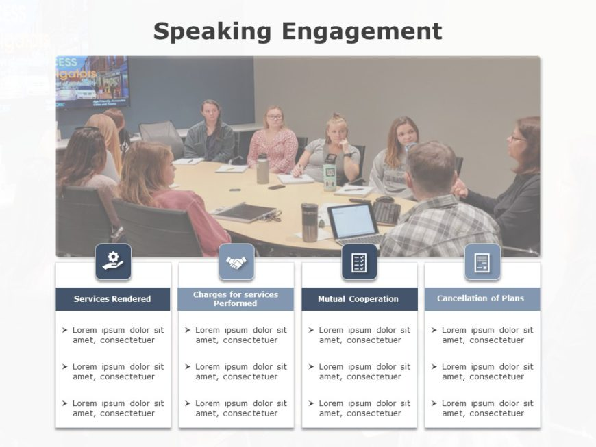 Speaking Engagement 04
