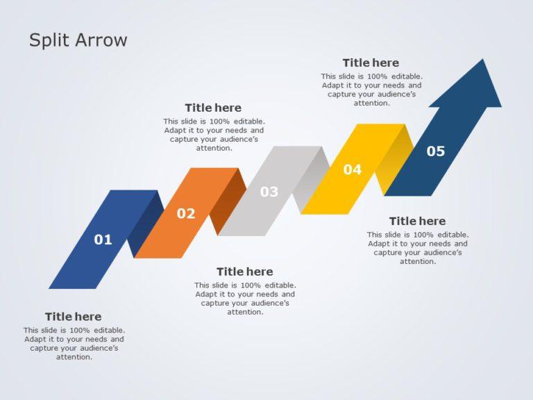 Split Arrows 01
