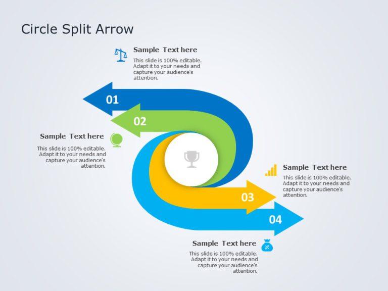 Split Arrows 02
