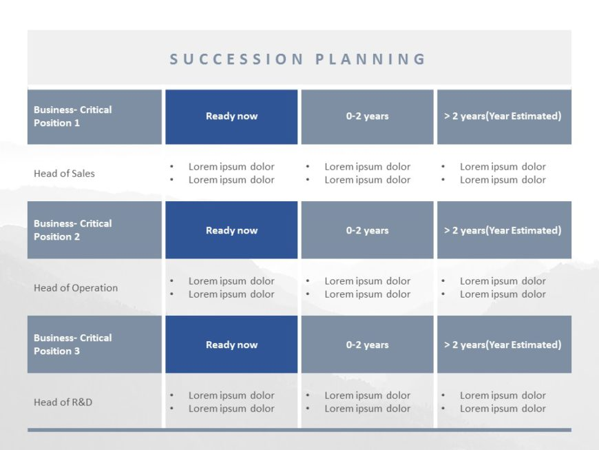 Succession Planning 01
