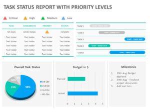 Task Planner & Status