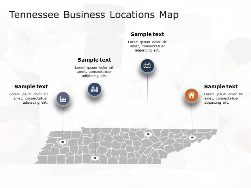 Tennessee Map Location