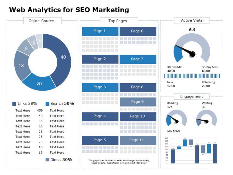 Web Analytics Dashboard 01