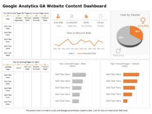Web Analytics Dashboard 04