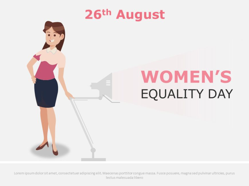 Women Equality Day 02