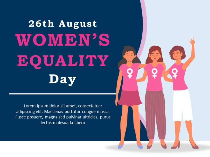 Women Equality Day 05