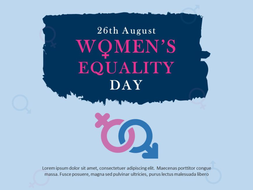 Women Equality Day 11