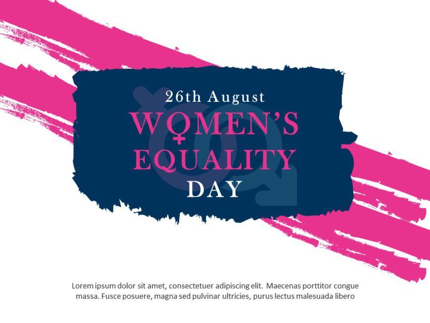 Women Equality Day 12