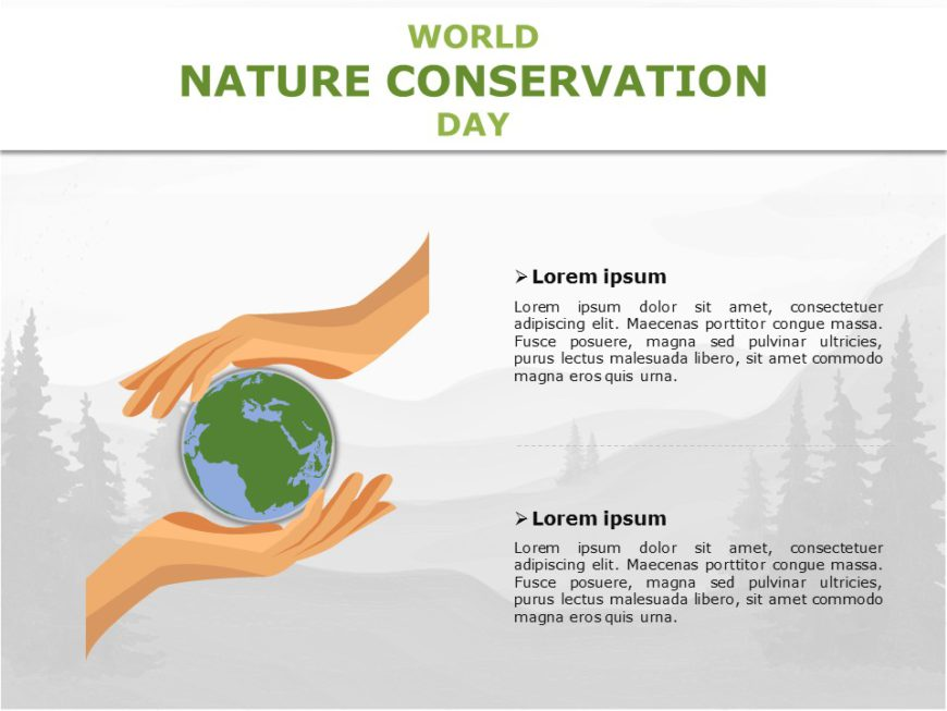 World Nature Conservation Day 03