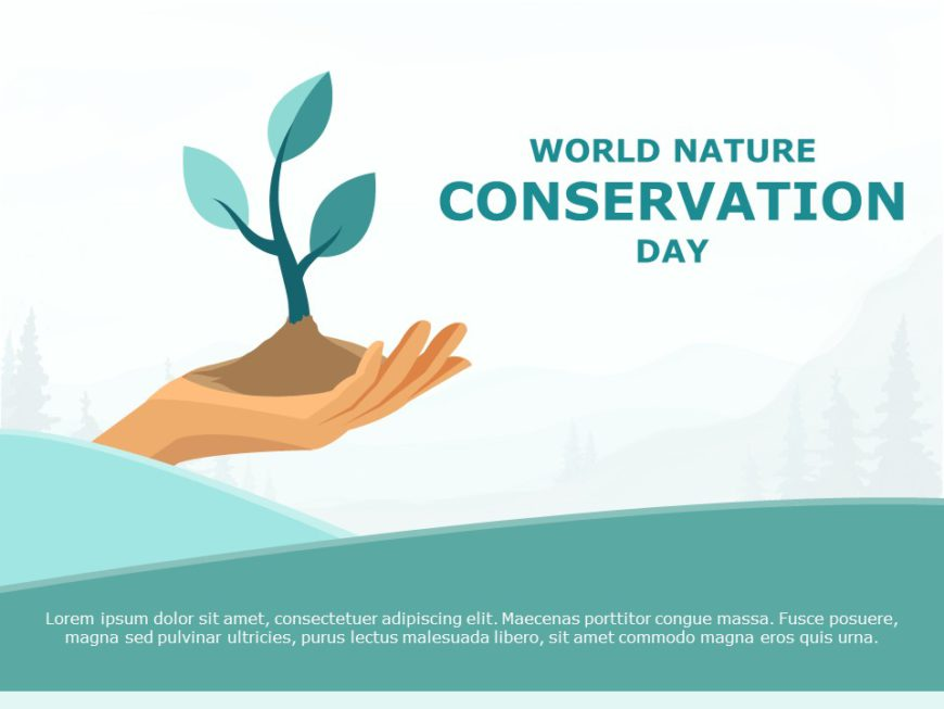World Nature Conservation Day 04