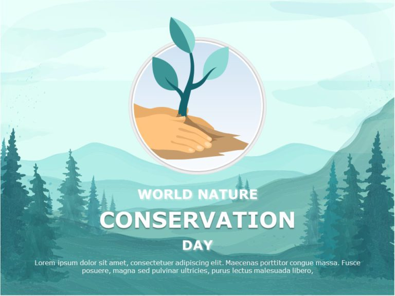 World Nature Conservation Day 06