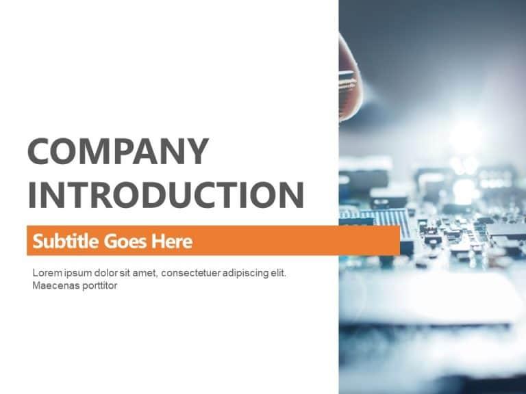 Company Capabilities Presentation