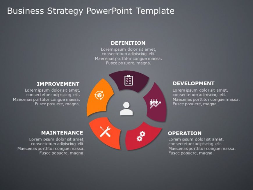 Business Process Flow Template