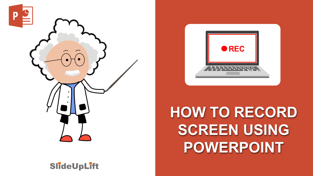 How To Record A Screen Using PowerPoint?