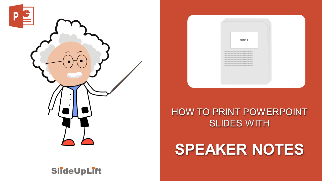 Learn How To Print Speaker Notes In PowerPoint | PowerPoint Tutorial