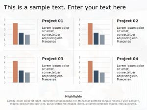 Project Comparison PowerPoint Template