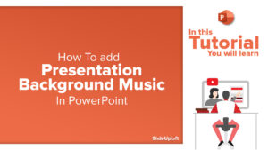 How To Add A Presentation Background Music | PowerPoint Tutorial
