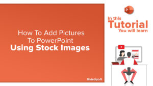 How To Add Pictures To PowerPoint Using Stock Images | PowerPoint Tutorial