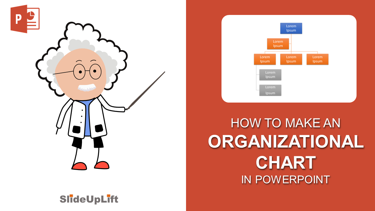 How to make an org chart in PowerPoint | PowerPoint Tutorial