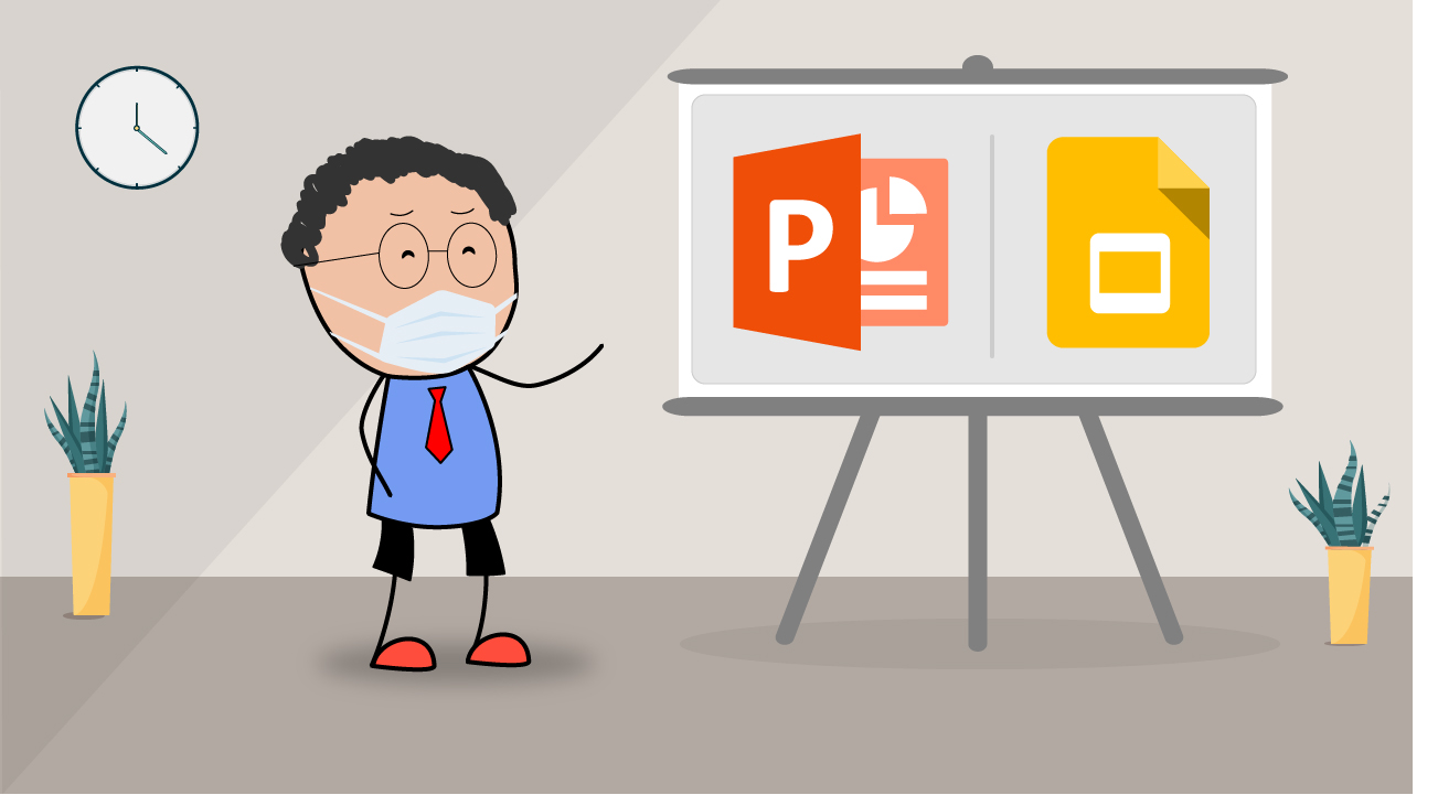 The COVID Remote Working Series: What Works Better For Presentations? Google Slides or PowerPoint?